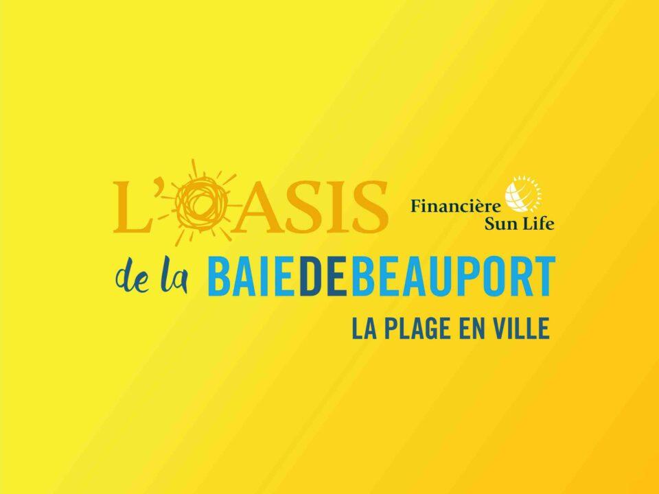 La Sun Life vous invite à prendre en main votre santé à l'Oasis Financière Sun Life de la Baie de Beauport!