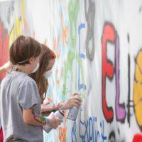 Atelier Graffiti avec Avive